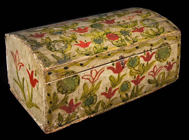 painted document box-2