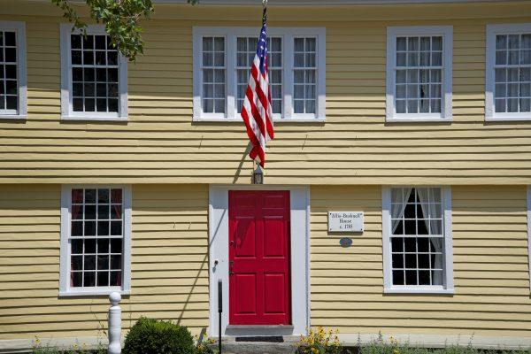 Allis_Bushnell House circa 1785