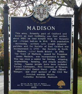 b637e5bd8fca History of Madison - The Madison Historical Society