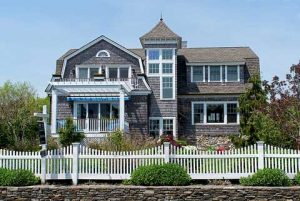 Nantucket style beach house, 2018 Tour of Remarkable Homes